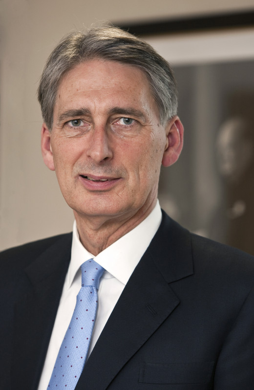 The Right Honourable Philip Hammond, MP for Runnymede and Weybridge