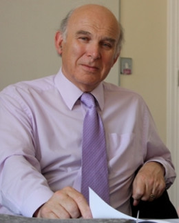 The Right Honourable Dr. Vince Cable