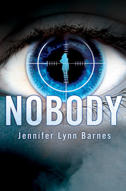 Book Review - NOBODY by Jennifer Lynn Barnes