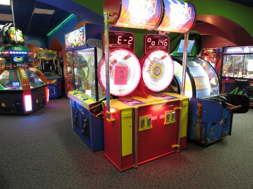 Golfland Machine Games