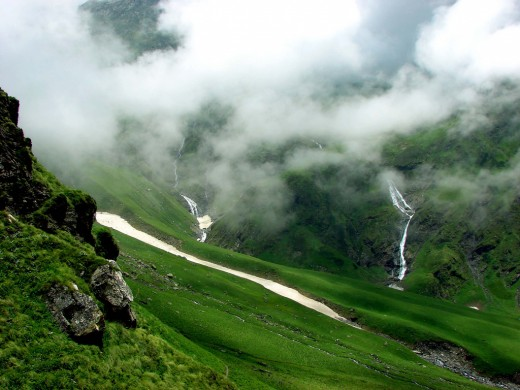Hills and Valleys of Himachal