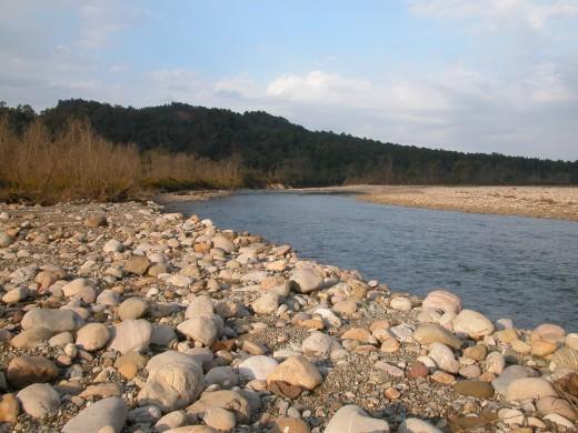 Koshi River, Ramgarh