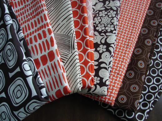 Seventies Fabrics