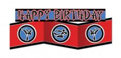 How to Throw a Black Belt Ninja Birthday Party