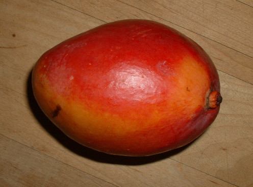 mangoes are rich in antioxidants.