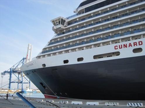 The Queen Victoria, Cunard Cruise Line