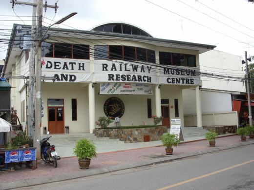 Death Railway Museum, Kanchanaburi, Thailand