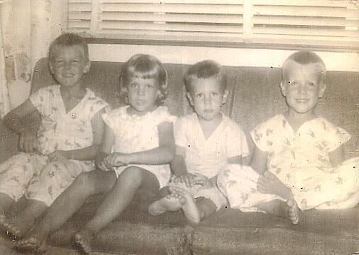 Fogleman Children in Belle Glade, Florida