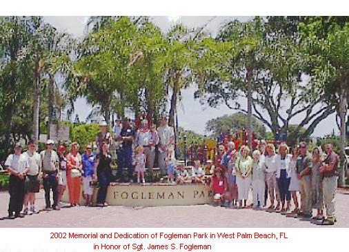 Fogleman Park in West Palm Beach, Florida