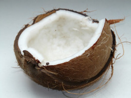 Coconut oil is very nourishing for your skin and makes an excellent moisturizer
