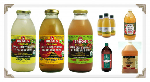 Some of the best brands of All Natural (raw) Apple Cider Vinegar in the market are: Bragg's, Heinz, Good Life Organic, Eden Organic, Spectrum Naturals.