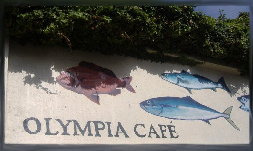 Olympia Cafe in Kalk Bay