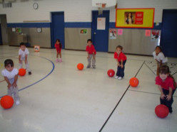 Health And Physical Education Activities In Elementary Schools