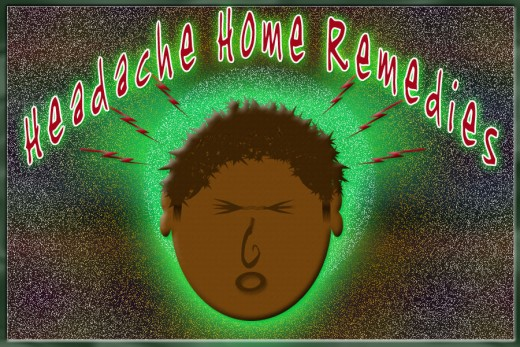 Home remedies for your aching head!