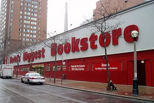 The World's Biggest Bookstore!  (Not where I worked...)