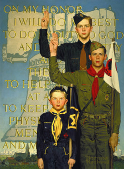 A Message to Boy Scouts of America: Don't Give in on the Homosexual Issue!