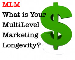 How many years have you been affiliated with a MLM?