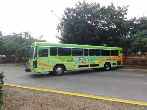 SITRAS Bus, Ponce, Puerto Rico