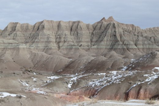 Badlands_South Dakota