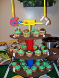 How to Build a Cupcake Tower