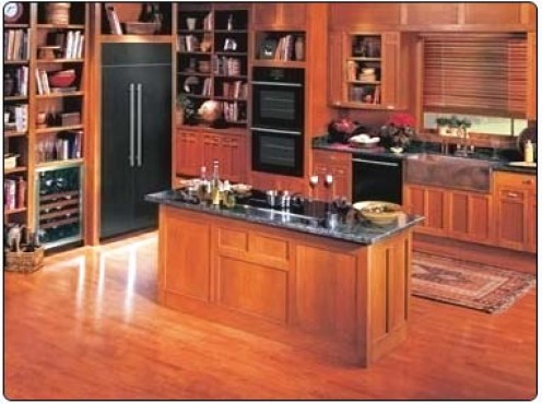 Cabinets purchased at cost through DirectBuy for up to 70% off retail price