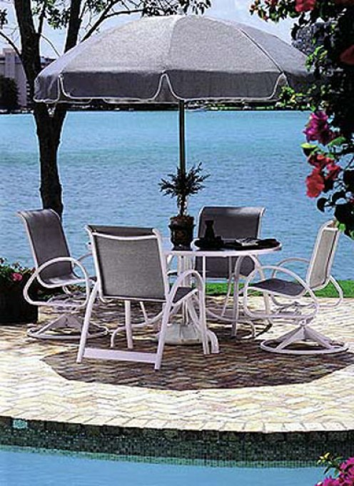 Patio furniture purchased through DirectBuy can save you up to 60%