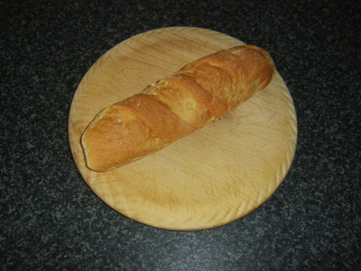 Sub bread roll