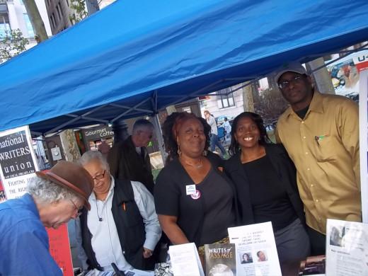 Brooklyn Book Festival 9/23/12