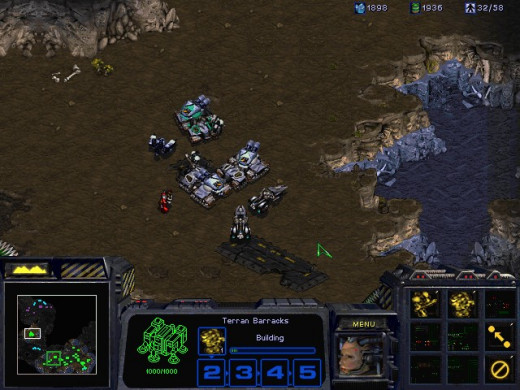 StarCraft. What? What's wrong with that?