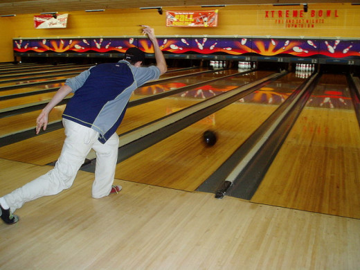 I do not regard bowling as meaningful exercise. On the other hand, getting off your duff, and going to a bowling alley is more healthful than drinking beer and eating potato chips, while watching football on the telly.