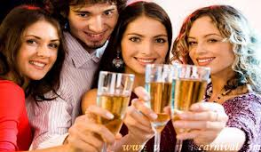 Plan a fun valentines day party with your friends.