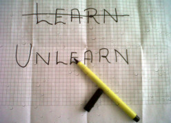 How to Learn to Unlearn
