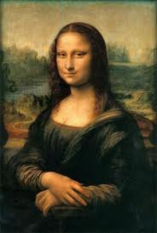 The Mona Lisa was considered to have something mysterious that captivated men
