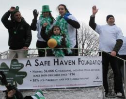 A Safe Haven Foundation - Float