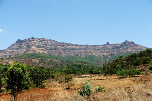 Torna was the first fort captured by Shivaji