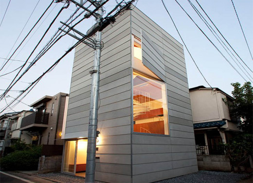 Tokyo small house