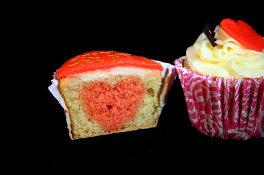 Valentine S Day Cakes And Cupcake Ideas