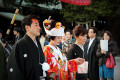 Wedding Traditions: Japanese Firm Rents out Wedding Guests to Japanese Brides and Grooms in Japan