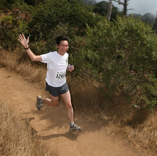 Angel Island Trail Run