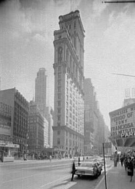 Times Square in the !960s