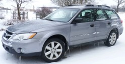 Subaru Outback: An owners experience with a 2008 model