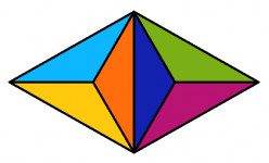 Quadrilateral Counting Puzzle: How many quadrilaterals can you find in the figure below?