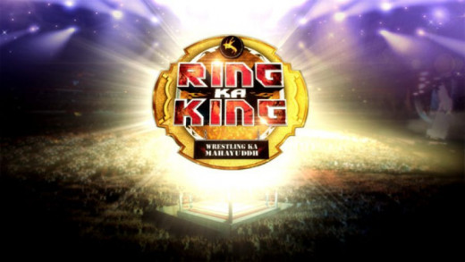 Ring Ka King-TNA Wrestling in India