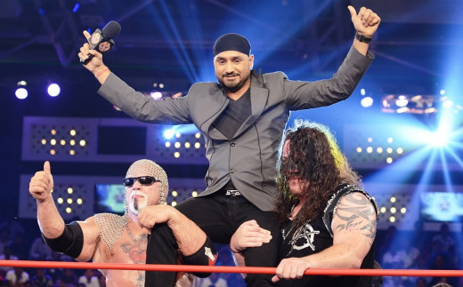 Ring Ka King - TNA Impact Wrestling in India