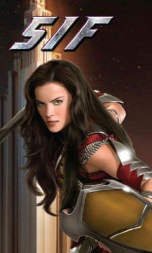 Jamie Alexander (from Thor)