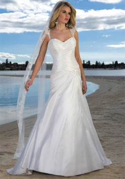 Types of Wedding Dresses You Can Try