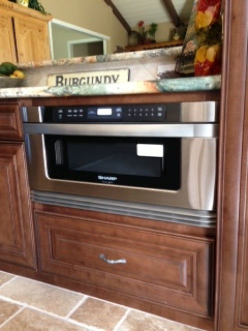 The Sharp Microwave Drawer Oven Kb 6002 And Kb 6524 I