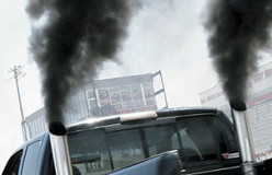 Diesel Fumes Cancer Risks Similar to Secondhand Cigarette Smoke