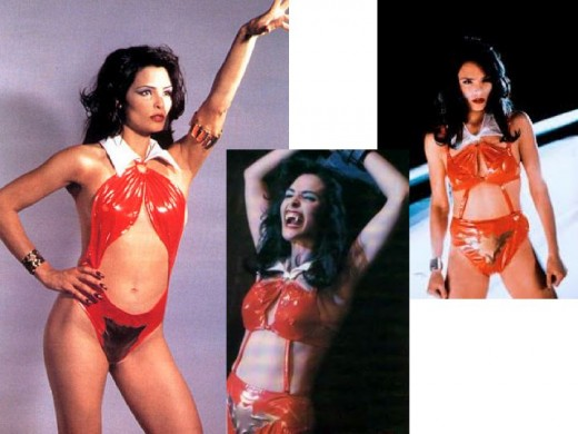 Talisa Soto as Vampirella
