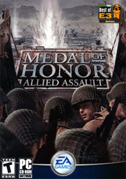 Medal of Honor: Allied Assault Cover Photo